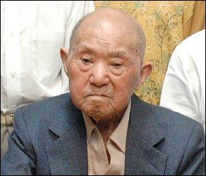 Tomoji Tanabe L Homme Le Plus Age Du Monde A Voir
